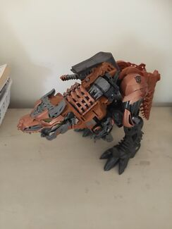Transformer large Grimlock with lights and sounds VGC