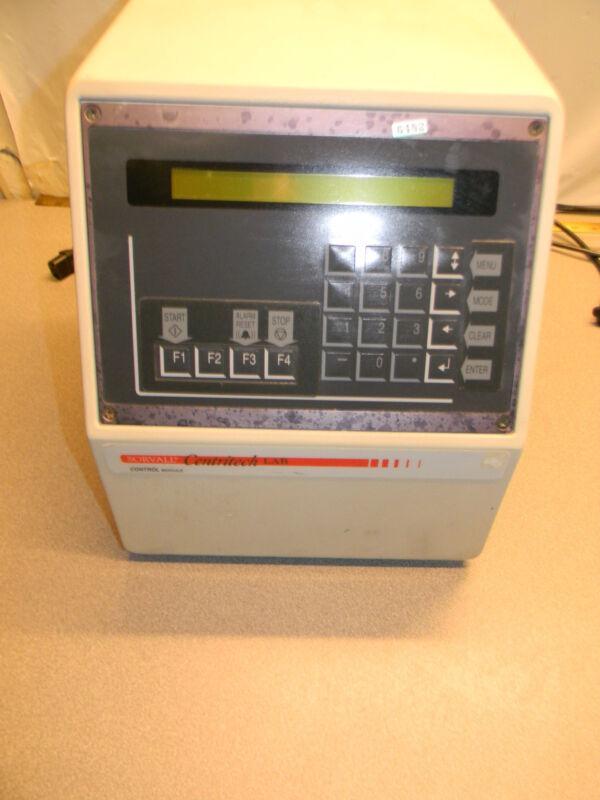 Sorvall Centritech Lab II Control Module 85102, 200-240 VAC, 2000 Mfg. Date