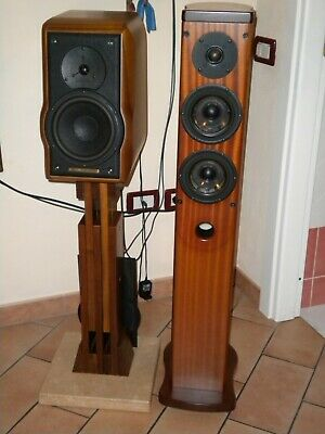 Diffusori acustici OPERA SP 3 mahogany LIMITED SERIES