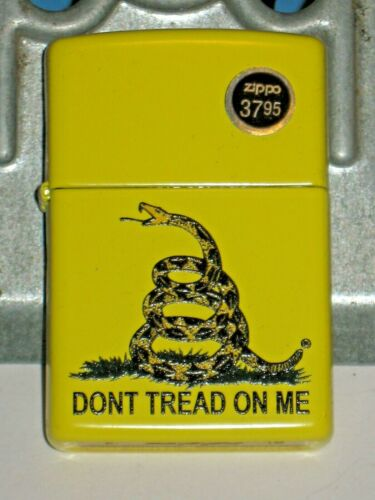 New Zippo USA Windproof oil Lighter 80280 Don