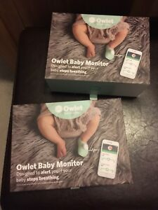 Owlet sock baby monitor-1 left