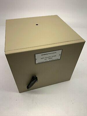 Sybron Thermolyne Ov-10600 Hot Plate Oven