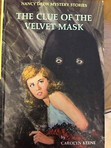 Nancy Drew's The Clue of the Velvet Mask & The Witch Tree Synbol