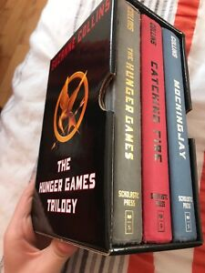 The hunger games triolgy