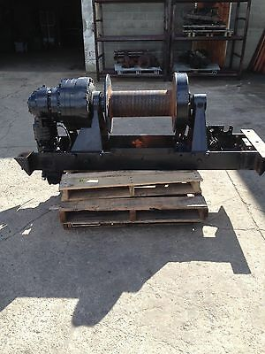 Braden Winch Hp70a-80128064-01  05053 Hydraulic Planetary Used Tested