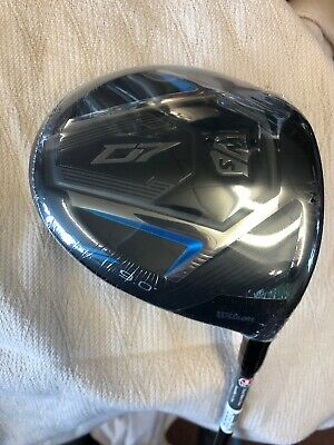 WILSON STAFF D7 DRIVER 9 DEGREE STIFF SHAFT
