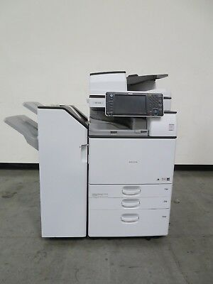 Used, Ricoh MP5054 MP 5054 copier printer scanner 50 page per minute - Only 26K meter for sale  Shipping to Nigeria