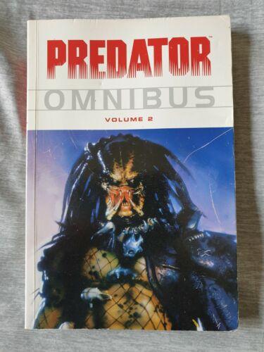 Predator Omnibus Vol 2 p/b Dark Horse John Arcudi Script 2008 First