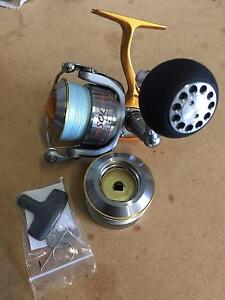 Diawa Sol 3000 Spin reel Toowoomba Toowoomba City Preview