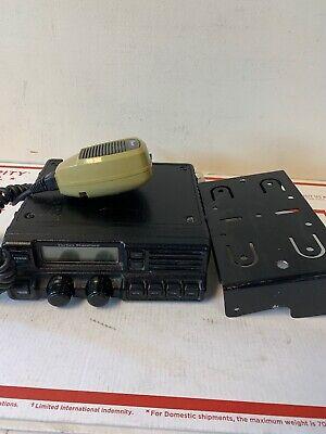 Vertex Standard Vx-4000l 37-50 Mhz Low Band Two Way Radio W Accessories