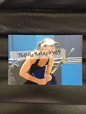 Martina Hingis Tennis Photo Aegon Wimbledon 2017 6X4 Inch