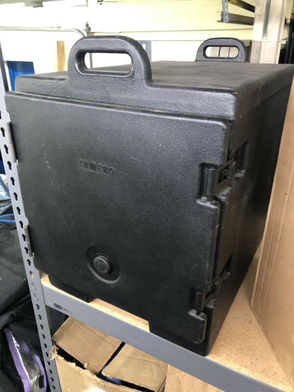 Cambro Pan Tray Carrier Portable Food Holding Box Insulated *** LOCAL PICKUP****