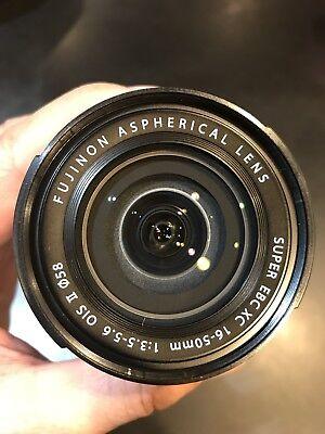 Fujifilm Fujinon XC 16-50mm f/3.5-5.6 Aspherical OIS ED Lens