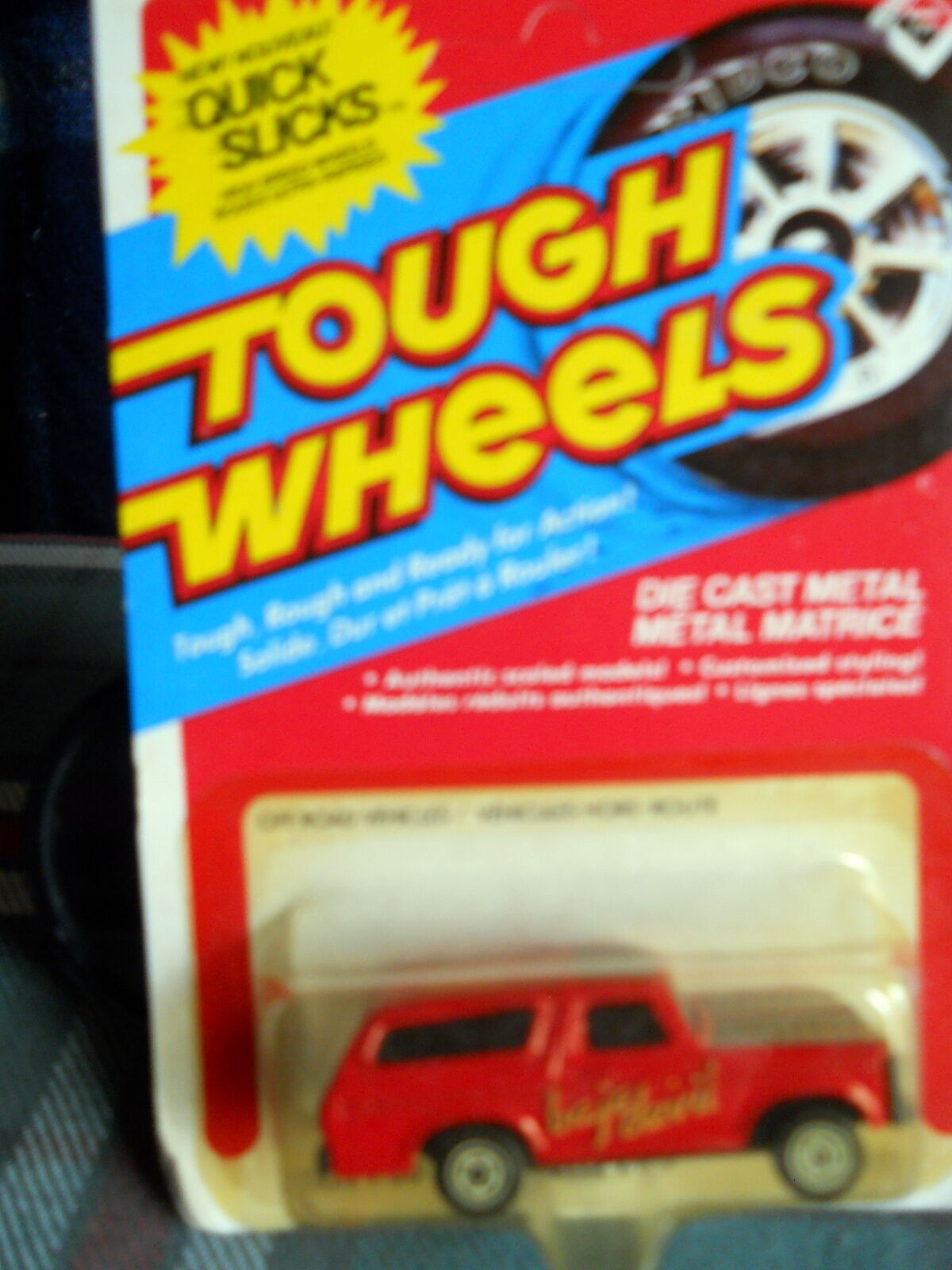 Tough Wheels 1/60 off road vehicle Kidco 1981  #50117
