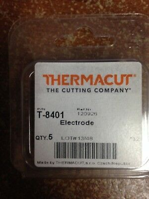 Item 176-replacement Electrodes 120926 Powermax10001250 Pasma Cutters 5-pack