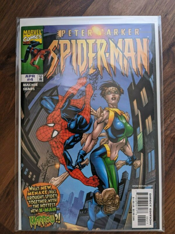Peter Parker Spider-Man #4  - First Appearance of Hunger NM.