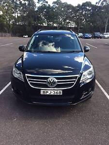 2010 Volkswagen Tiguan Wagon for a quick sale Maroubra Eastern Suburbs Preview