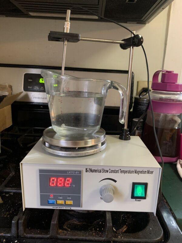 85-2 Numerical Show Constant Temperature Magnetic Mixers (2)