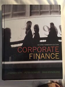 Corporate Finance 2nd Edition by Berk