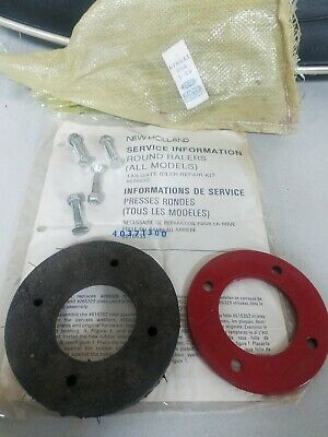 New Holland Round Baler Tailgate Idler Repair Kit New In Bag