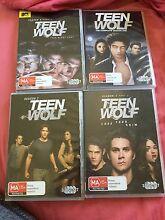 Teen Wolf DVDs Leura Blue Mountains Preview