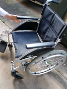 Wheelchair with leg attachments **Reduced price** Higgins Belconnen Area Preview