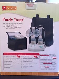 """Ameda """"Purely Yours"""" Electric Double Breast Pump"""