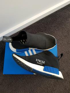 Adidas NMD city sock Tokyo sz 4 men's sz 5 women's Capital Hill South Canberra Preview