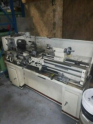 Jet Model Ghb-1340 13 X 40 Engine Lathe