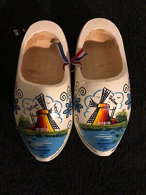 Holland Wooden Shoes Clogs Holland Wooden Shoe