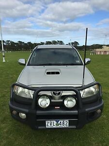 2007 Toyota Hilux Ute Unley Unley Area Preview