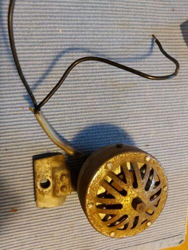 Ballhupe Horn Hupe Fanfare passend zB Simson SR1 SR2 DDR Fahrrad Mofa Oldi
