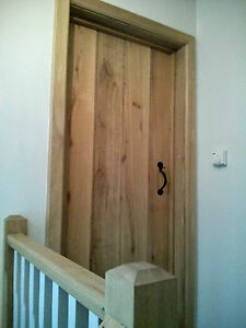 Oak Internal Doors; Farmhouse- Cottage- Barn Style; Standard or Made to Measure