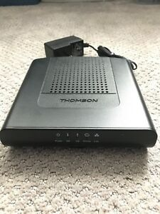 Thomson Technicolor DCM476 - DOCSIS 3.0 digital cable modem