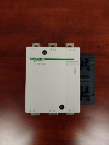 Schneider Electric LC1 F150 contactor 200A 3-pole LC1F150, 600 max V, 50/60Hz