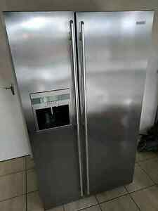Electrolux Side By Side Fridge ( ESE6977SC ) Stafford Brisbane North West Preview