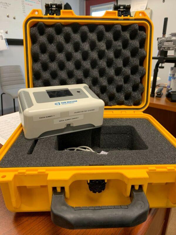 Sun Nuclear Continuous Radon Monitor, 1028xp