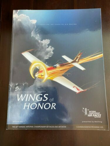100 YRS AIR RACING WINGS OF HONOR NATIONAL CHAMPIONSHIP  AIR RACES  COMMEMORATIV
