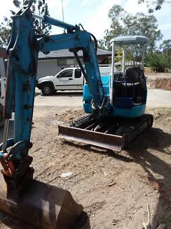 Excavator Gaven Gold Coast City Preview