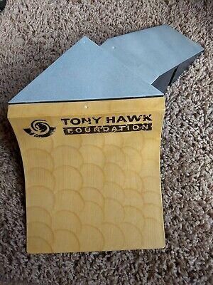 Tech Fingerboard Skate Park Finger Deck Skateboard Lot Ramp Tony Hawk toy