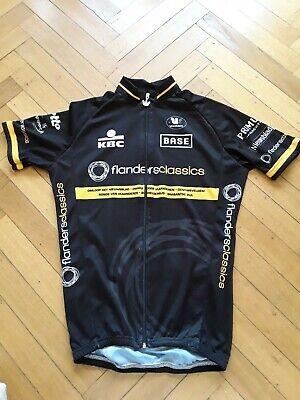 FLANDERS CLASSICS LOTTO CLASSIC BELGIUM VERMARC Cycling JERSEY Size M /3 / 48