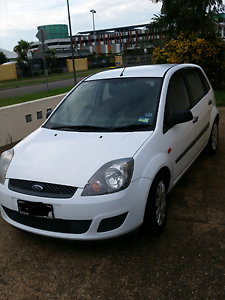 2007 Ford  Fiesta Townsville Townsville City Preview