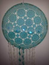 HANDMADE BOHEMIAN STYLE DOILY DREAMCATCHER  **LARGE SIZE** Sylvania Sutherland Area Preview