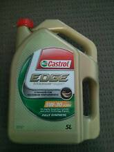 Castrol Edge Titanium Fully Synthetic Engine oil & Penrite  5W-30 Silverwater Auburn Area Preview