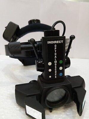 Binocular Indirect Ophthalmoscope Ophthalmologist Optometry Used