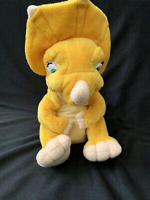 "1996 CERA The Land Before Time 10"" Plush Dinosaur Equity Toys Sarah Vintage Dinosaur 10' Plush Toys"