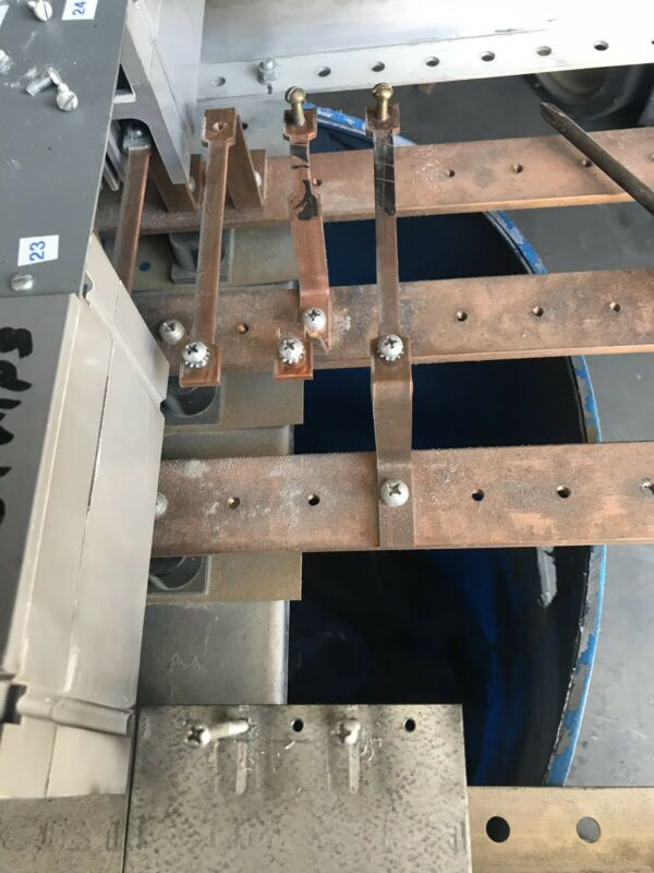 CH Westinghouse CDP Panel 100A Twin Breaker Mounting Hardware