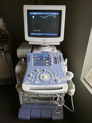 Aloka Prosound A10 Premier Ultrasound Machine