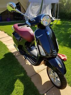 50cc Vespa Primavera Strathalbyn Alexandrina Area Preview