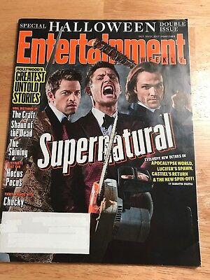 Entertainment Weekly Supernatural Halloween Special Collector's Edition - Halloween Collector's Edition